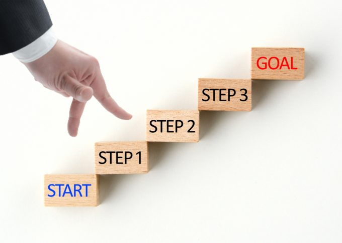 stepの模型